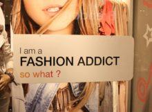 im a fashion addict so what