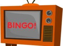 welcome blank tv bingo card